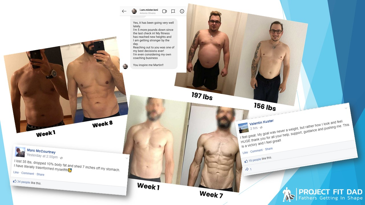 Project Fit Dad Reviews